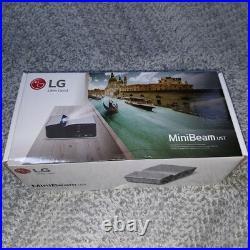 LG MiniBeam Projector PH450U DLP Miracast 220V