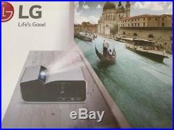 LG MiniBeam UST Portable LED Projector (PH450UG) Hardly used