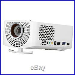 LG PF1500 LED Beamer / 1920x1080 Full HD / 3D / DLP / 1400 LUMEN / 1500001