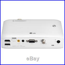 LG PH550 Mini beam LED DLP Projector WXGA 1280X720 550Ansi Android OS WiDi
