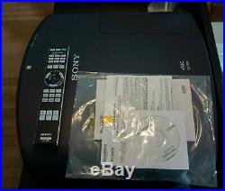 MINT! SONY VPL-VW385ES 4K HOME THEATER PROJECTOR! Used 112 Hours/WARRANTY/GIFT