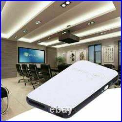 Mini Pocket DLP Android Wifi 1080P Home Theater Projector HD Smart Cinema USB SD