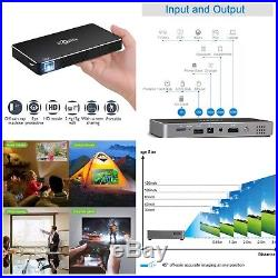 Mini Portable projector For PC/iPhone/Android