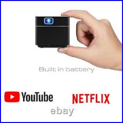 Mini Projector Wireless/Android/Netflix built in