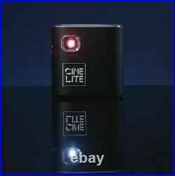 Mini Smart Projector Cine-Lite Cube