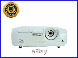 Mitsubishi XD280U DLP Projector 3000 ANSI HD HDMI 1080i Remote TeKswamp