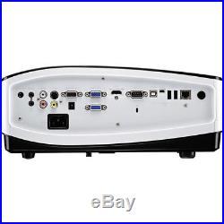 Mx750 Benq Home Cinema Hdmi Projector 3000 Lumens New Lamp