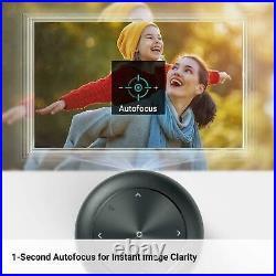 NEBULA Capsule II 2 Smart Mini Projector Anker, Palm-Sized 200 ANSI Lumen 720p