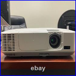 NEC NP-M271X 3LCD Projector 2700 Lumens HD 1080p HDMI withAccessory Bundle