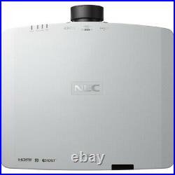 NEC NP PA653UL Projector 6500 Lumen LASER 4K Ready with lens and NEC warranty