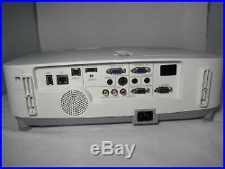 NEC P350X NP-P350X XGA Conference Room Projector 3500 Lumens HDMI VGA