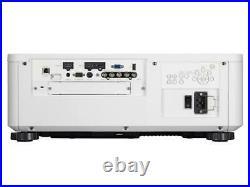 NEC PX1004ul Projector 10000 Lumen WUXGA LASER 4K ready w lens and NEC warranty