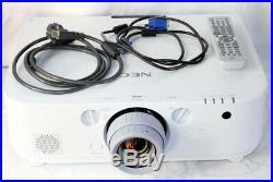 Nec PA621UProfi-Beamer Projektor projector 6200lm 60001+NP13ZL 4K 1920x1200