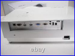 Nur 14 Stunden Acer VL7860 UHD 4K Laser Projektor Beamer 3000 Ansilumen