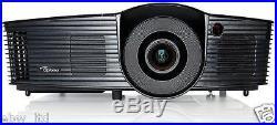 OPTOMA HD141X Full HD Home Cinema 3D Projector, 1920 x 1080, 3000 ANSI, 1080p