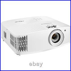 Optoma 4K UHD DLP Projector with High Dynamic Range UHD50X