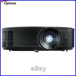 Optoma Bright Full HD 1080P Projection (Black) HD243X