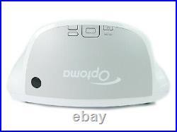 Optoma DAEWLTUUTi DLP Projector Ultra Short Throw 3200 Lumens 3D HDMI bundle