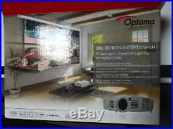 Optoma GT1070 short throw, full HD Home Cinema projector