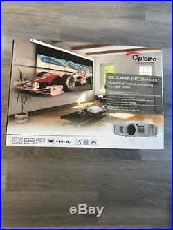 optoma | Home Cinema Projectors | Page 4