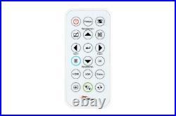 Optoma H185X DLP 3D WXGA Home Cinema Projector, 3700 ANSI lumens E9PX7D701EZ4