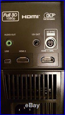 Optoma HD141X FULL HD 3D DLP Projector