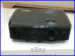 Optoma HD142X DLP full HD 3D Home Cinema Projector 1080p 3000 lumens