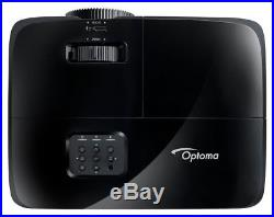 Optoma HD143X 1080p Projector. NEW OTHERS