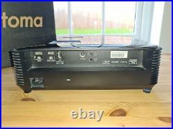 Optoma HD143X HDMI 3000 ANSI Lumens Projector Black