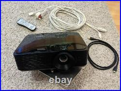 Optoma HD143X Projector Black with Accessories
