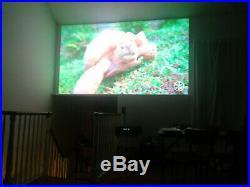 Optoma HD143x Full HD DLP Home Cinema 3D Projector Black