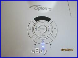 Optoma HD26 1080p HDMI DLP Projector