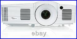 Optoma HD26 1080p projector 98.5% lamp life remaining
