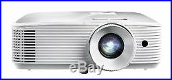 Optoma HD27HDR 1080p DLP Projector with High Dynamic Range White
