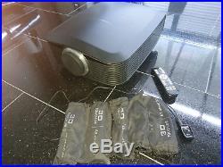 Optoma HD83 DLP Projektor, Full HD, 3D, 5x 3D Brillen + Emitter, 2x HDMI