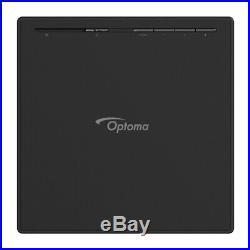 Optoma Portable LED UHD 4K Smart Projector + Warranty Bundle