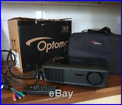 Optoma Projector HD600X-LV HD/3D Ready DLP Projector