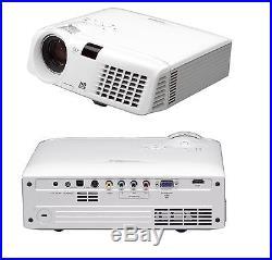 Optoma ThemeScene HD70 DLP Home Cinema HD Ready Projector Multimedia 40001 HDMI