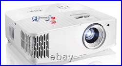 Optoma UHD30 4K UHD Home Theater 1080p 240Hz GAMING MODE, 3400 Lumens 2020 Model
