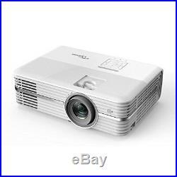 Optoma UHD300X 4K Ultra HD Weiss DLP Beamer UHD Projektor 2200 Lumen Heimkino