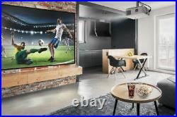 Optoma UHD35 UHD 4K HDR 240Hz Gaming & Home Cinema Projector White UHD35