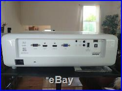 Optoma UHD40 DLP 4K Ultra HD 2400 Lumens Home Cinema Projector White