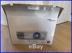 Optoma UHD40 Ultra HD 4K Home Cinema Projector White