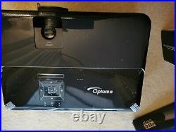 Optoma UHD51 4k HDR 3D Projector
