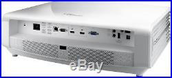 Optoma UHD550X 4K UHD Rec 709 Home Cinema Projector Resolution 3840x2160