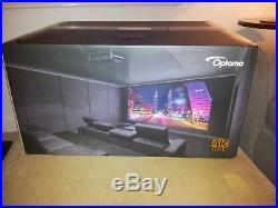 Optoma UHD65 4K Home Cinema Projector