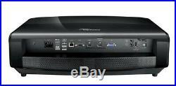 Optoma UHD65 4K projector Still under warranty! 1HR use Newest C15 firmware