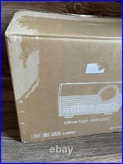 Optoma UHL55 DLP LED HDR 3D 4K UHD Projector Please Read The Description