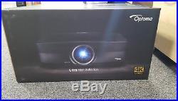 Optoma UHZ65 4K Laser Projector UHD
