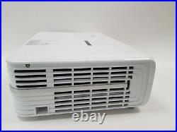Optoma Uhd300x 4k Uhd 2200 Lumens Projector Incl Ceiling Mount Only 420 Hrs